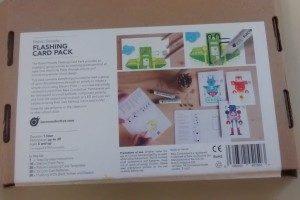 Flashing Card Pack