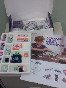 littleBits Electronics Gizmos and Gadgets Kit