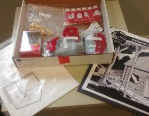The Mystery of Lyle and Louise: Blood Splatter Analysis Kit